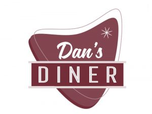 Former Pal's Diner is now Dan's Diner.