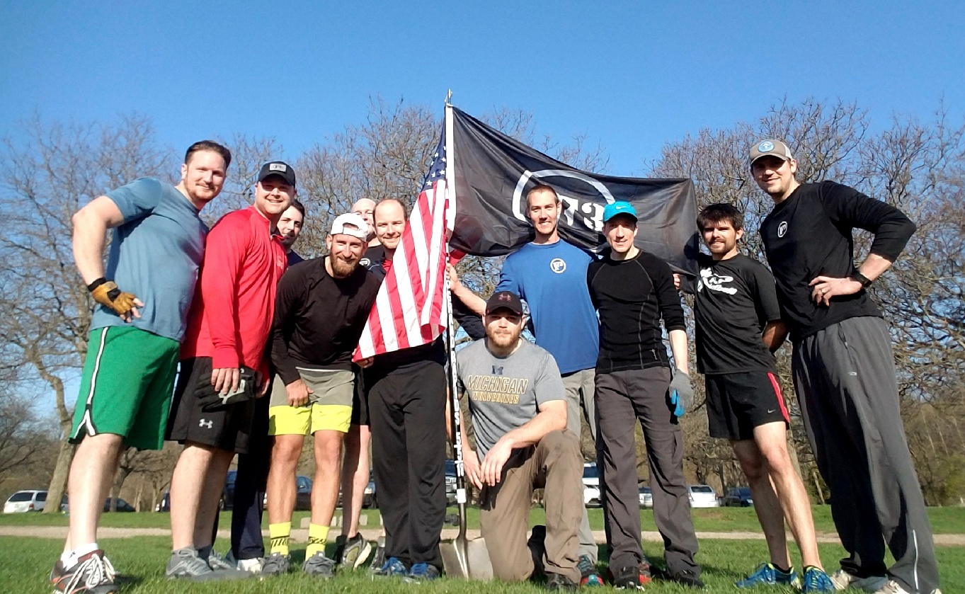 F3 Grand Rapids chapter launched in May.