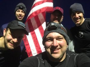 F3 stands for fitness, fellowship & faith