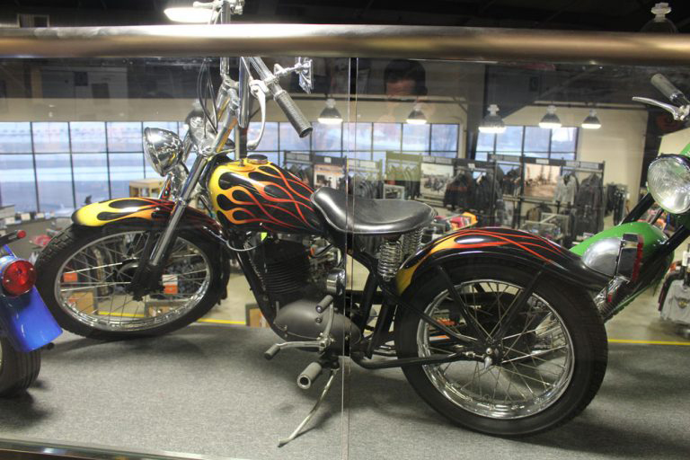 Hot Rod Harley Collection