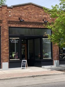 Thelma's Flowers opened its doors this month on Wealthy Street.