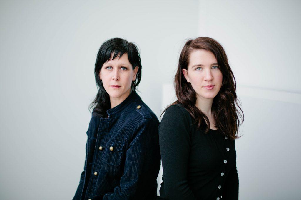Amy Wilson & Fiona Dickson