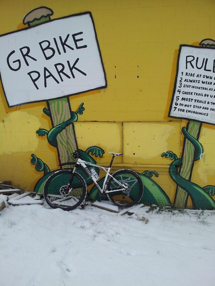 Grand Rapids Bike Park