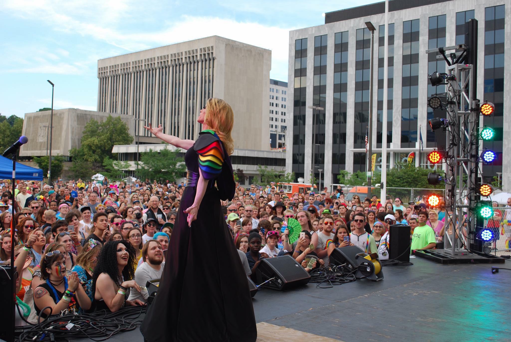 Grand Rapids Pride Festival