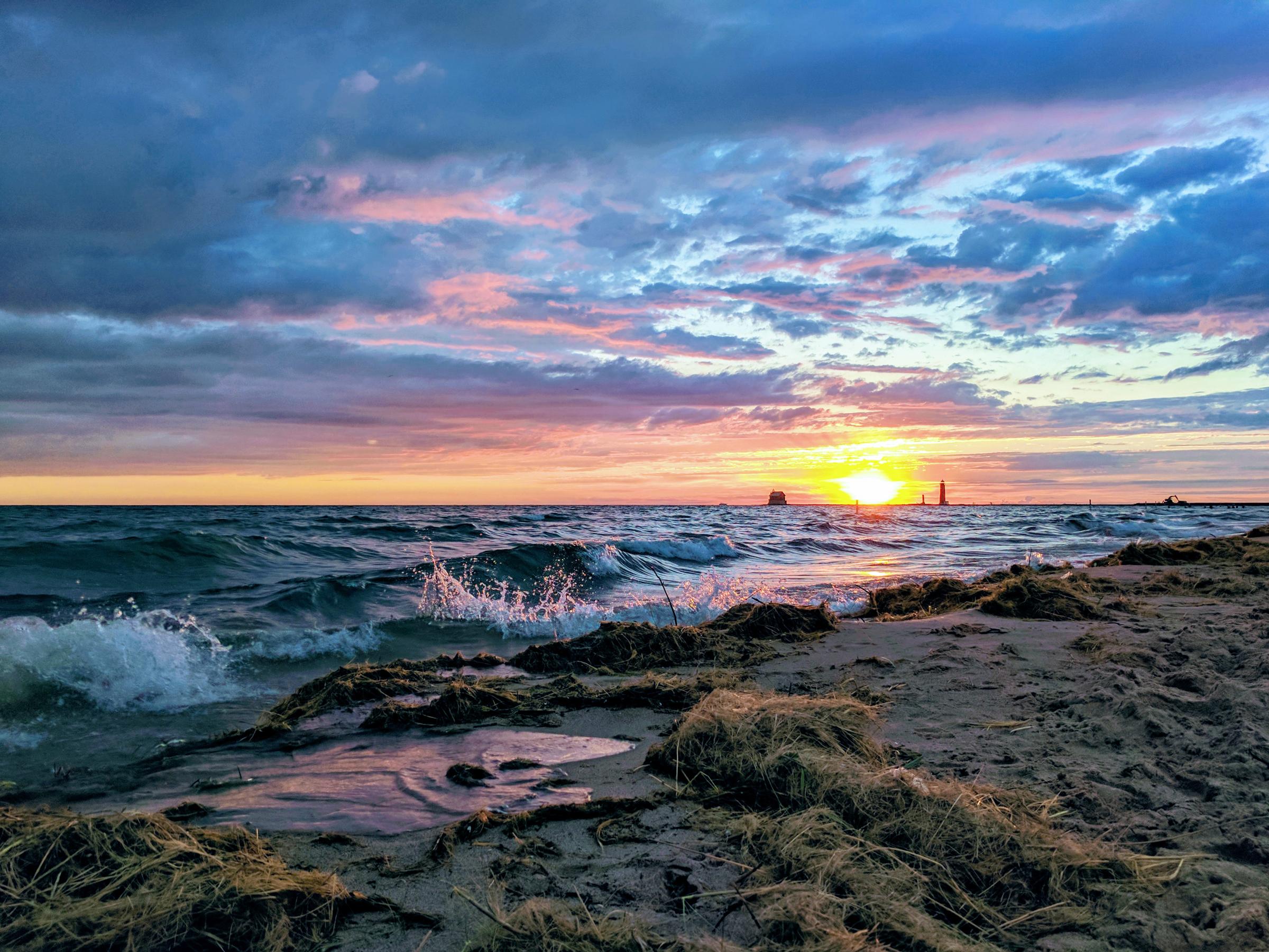 West Michigan Tourist Association 2017 Photo Contest Winner. Photo by Nathan Logsdon.