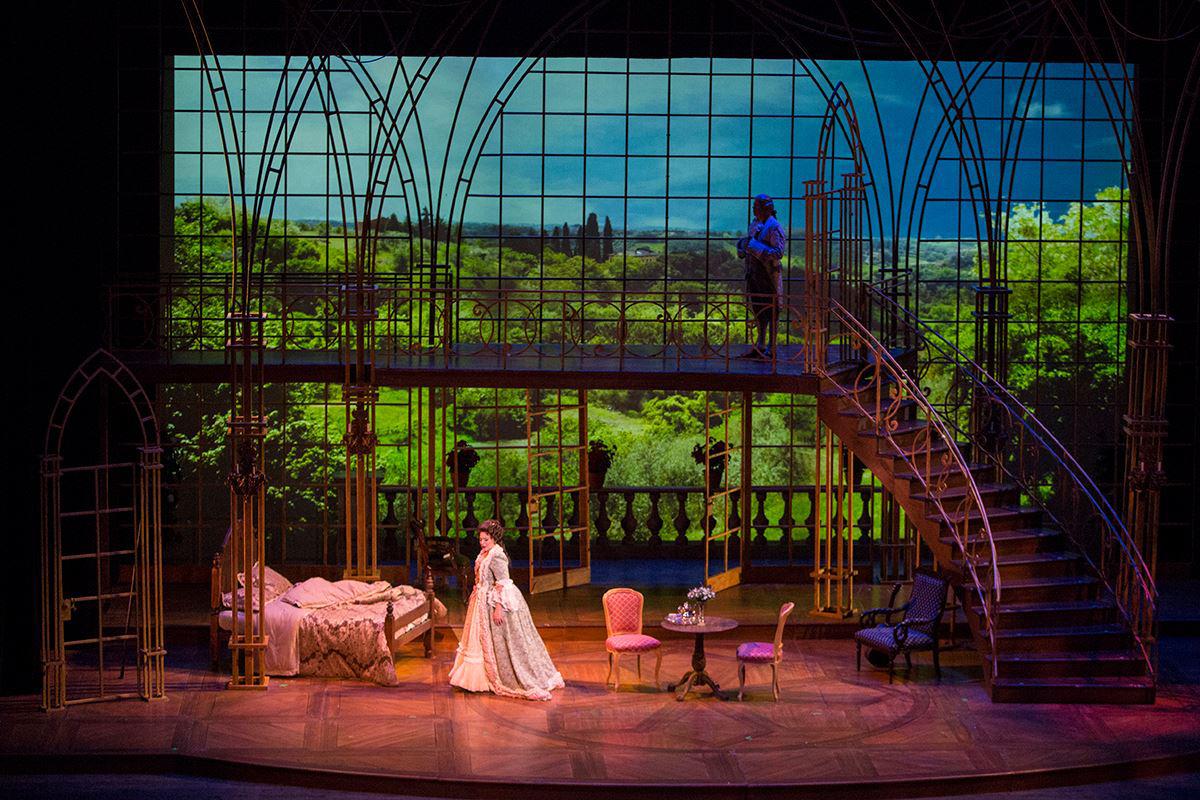 Opera Grand Rapids May 2018 production