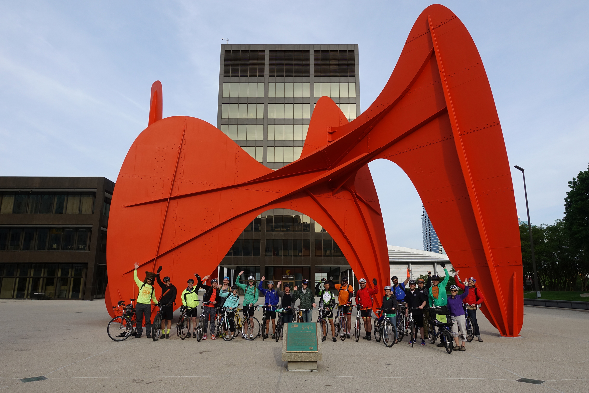 Grand Rapids City Commissioners will vote on the Bike Action Plan in September.