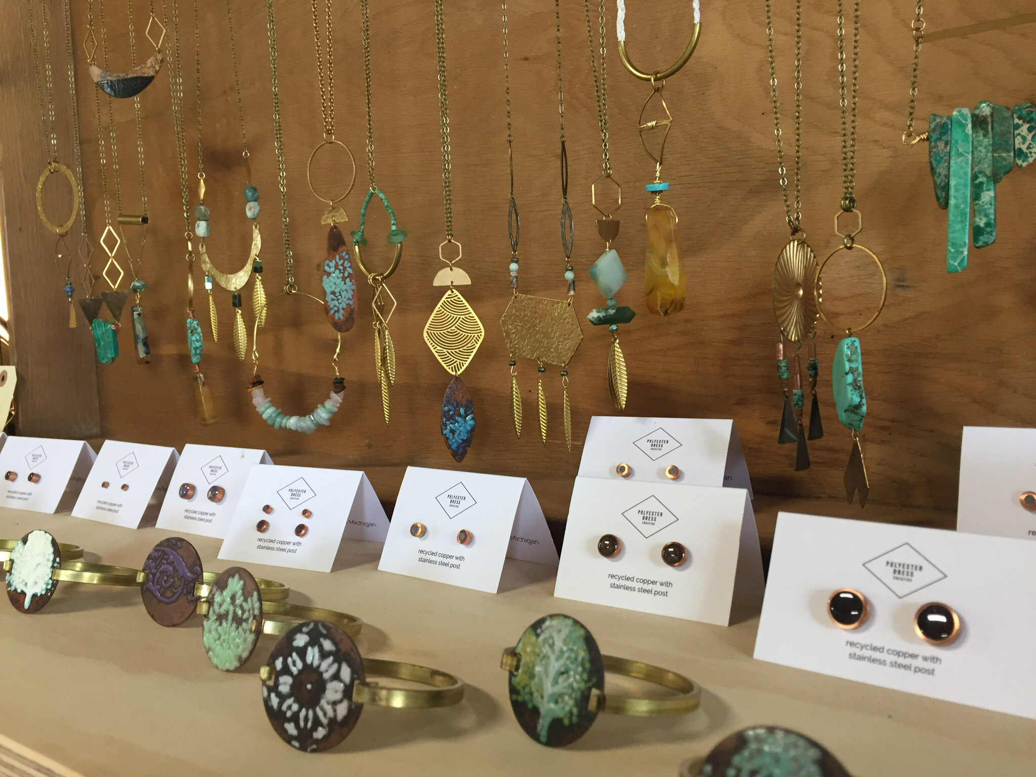 Nestology offers a great selection of jewelry.