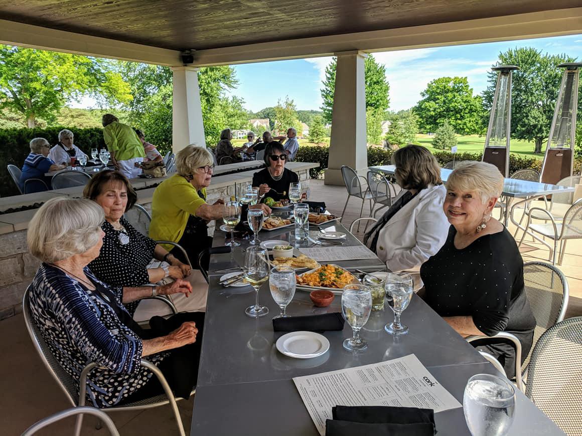 Women's City Club at Cork.