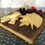 Haute offers a selection of charcuterie options.