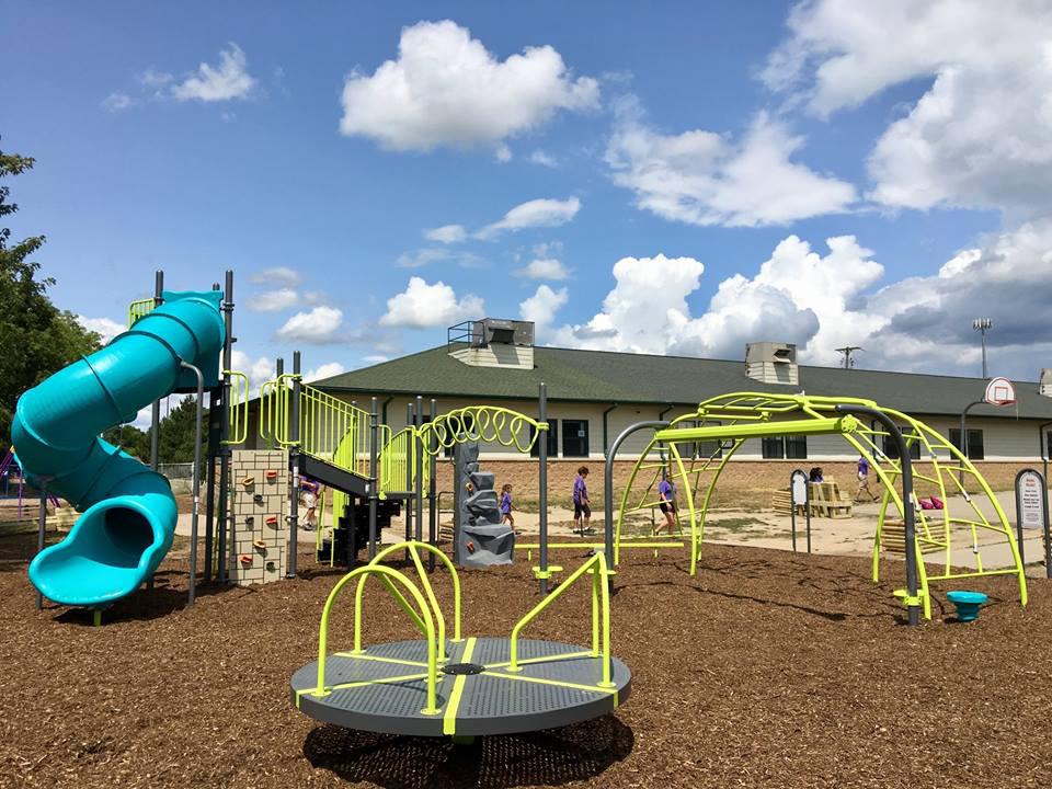 KaBoom! playground in Flint