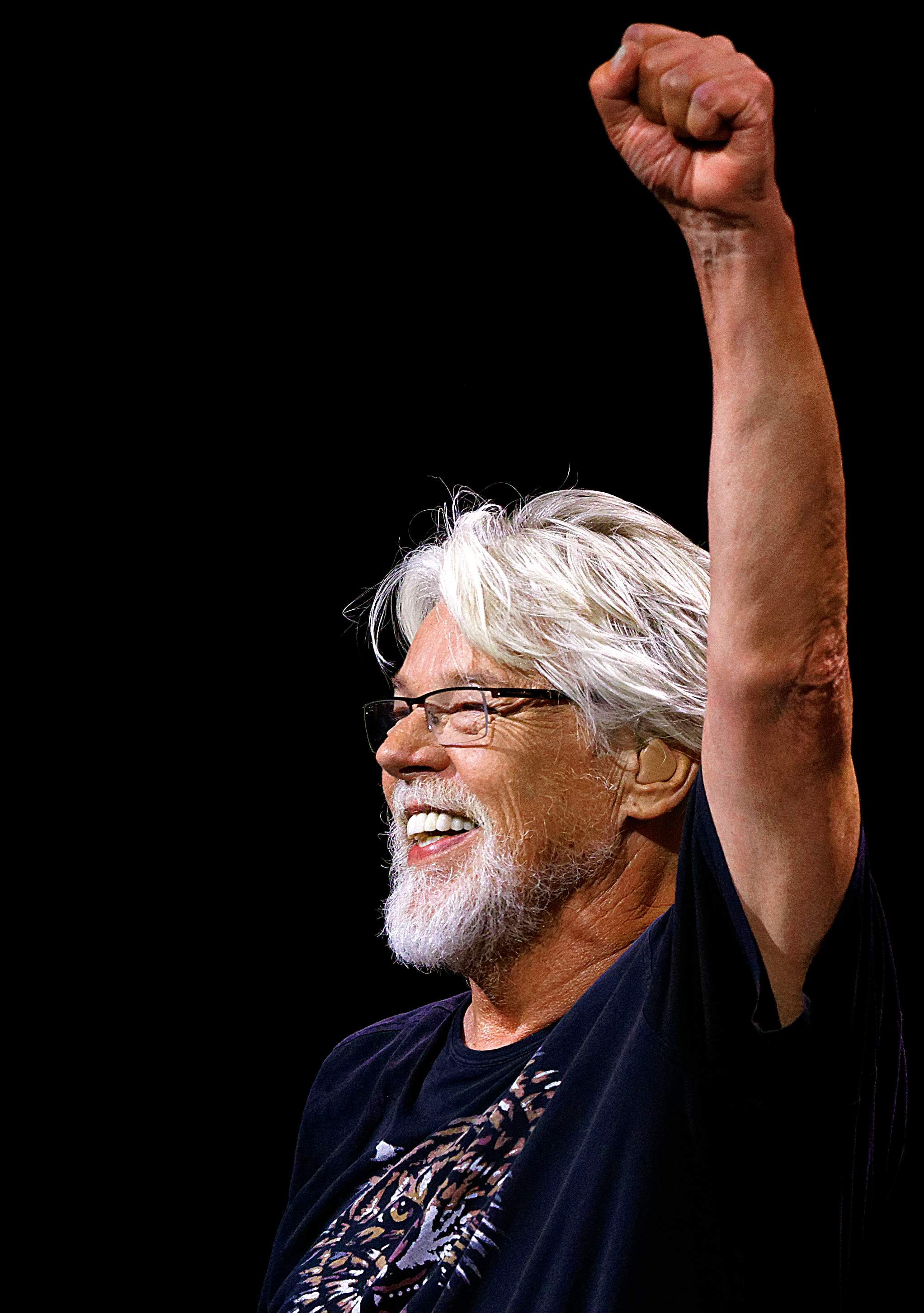 Bob Seger, photo by Ken Settle