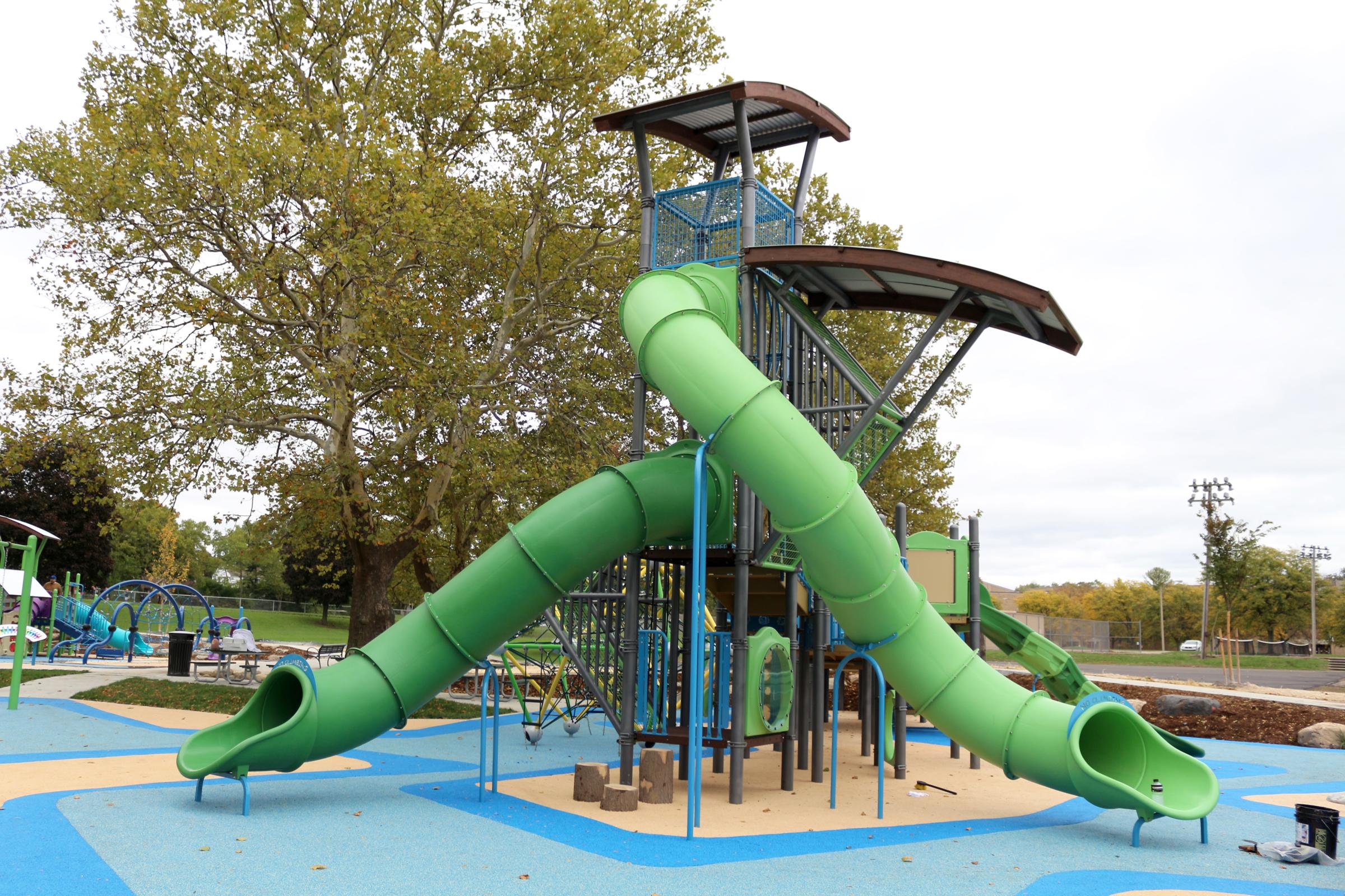 Ottawa Hills Park playground