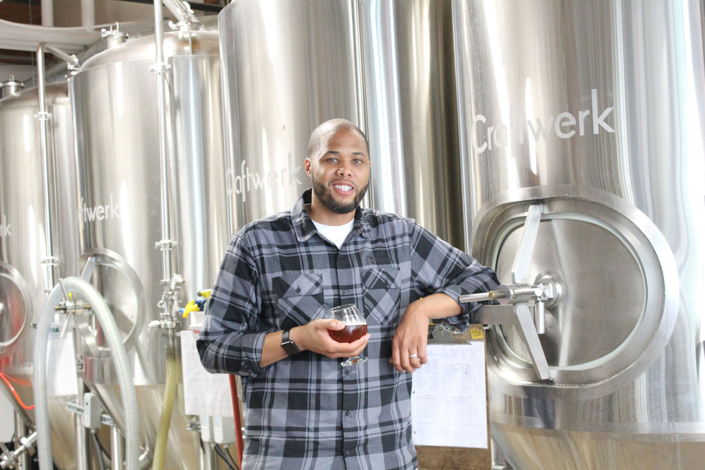 Terry Rostic of Boston Square Brewery