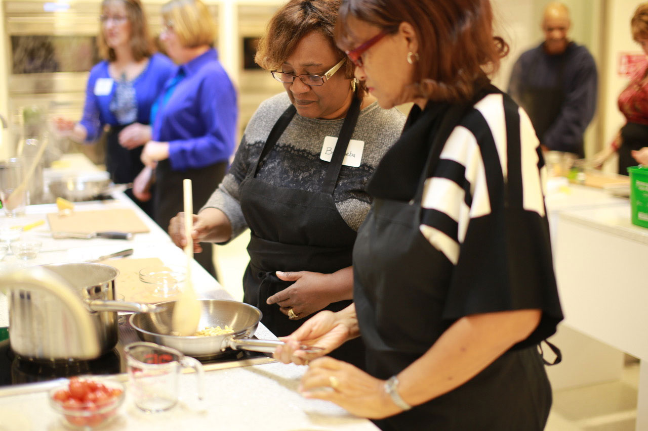 Grand Rapids Downtown Market offers cooking classes of all types.