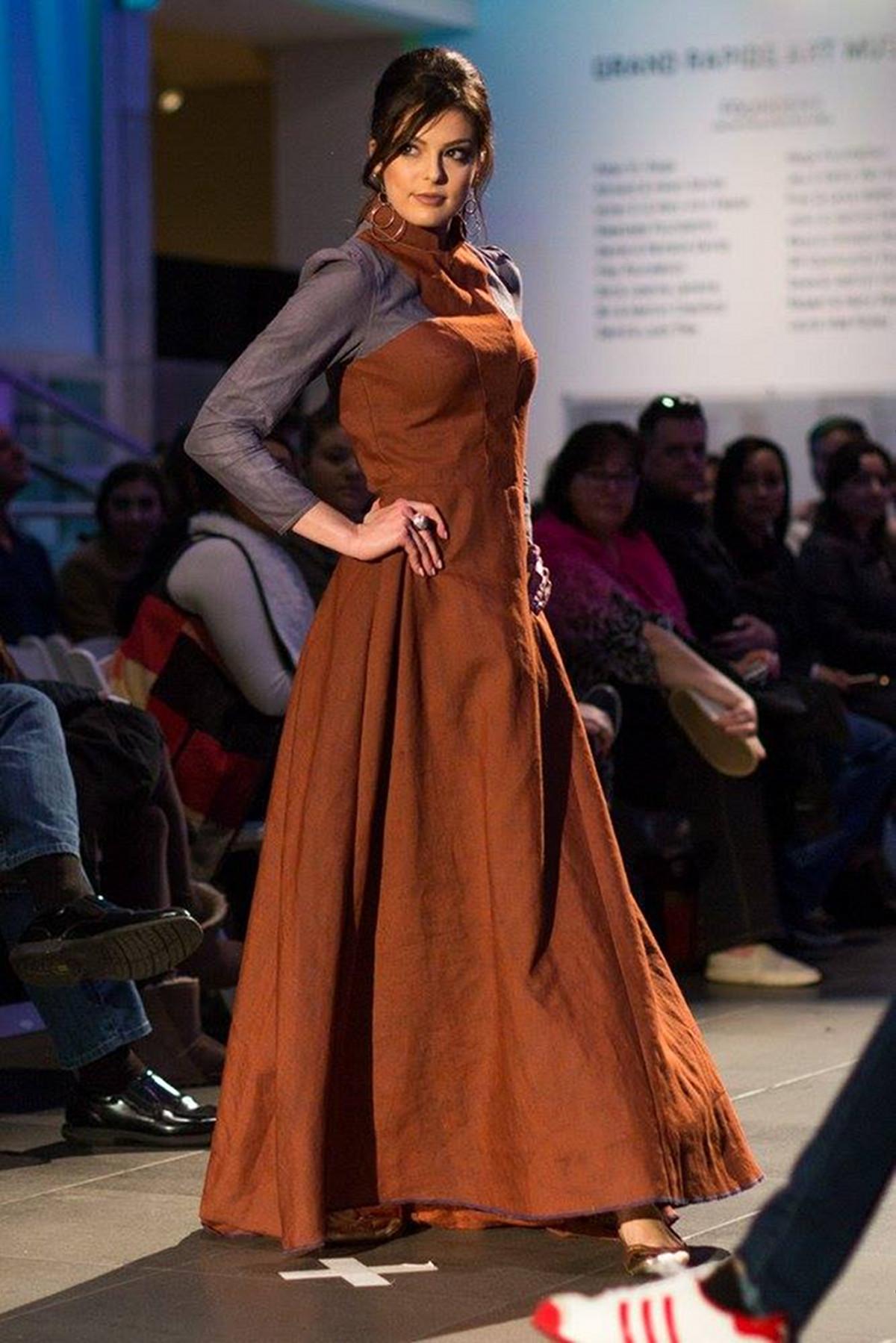 Bodies of Art fashion show KCAD