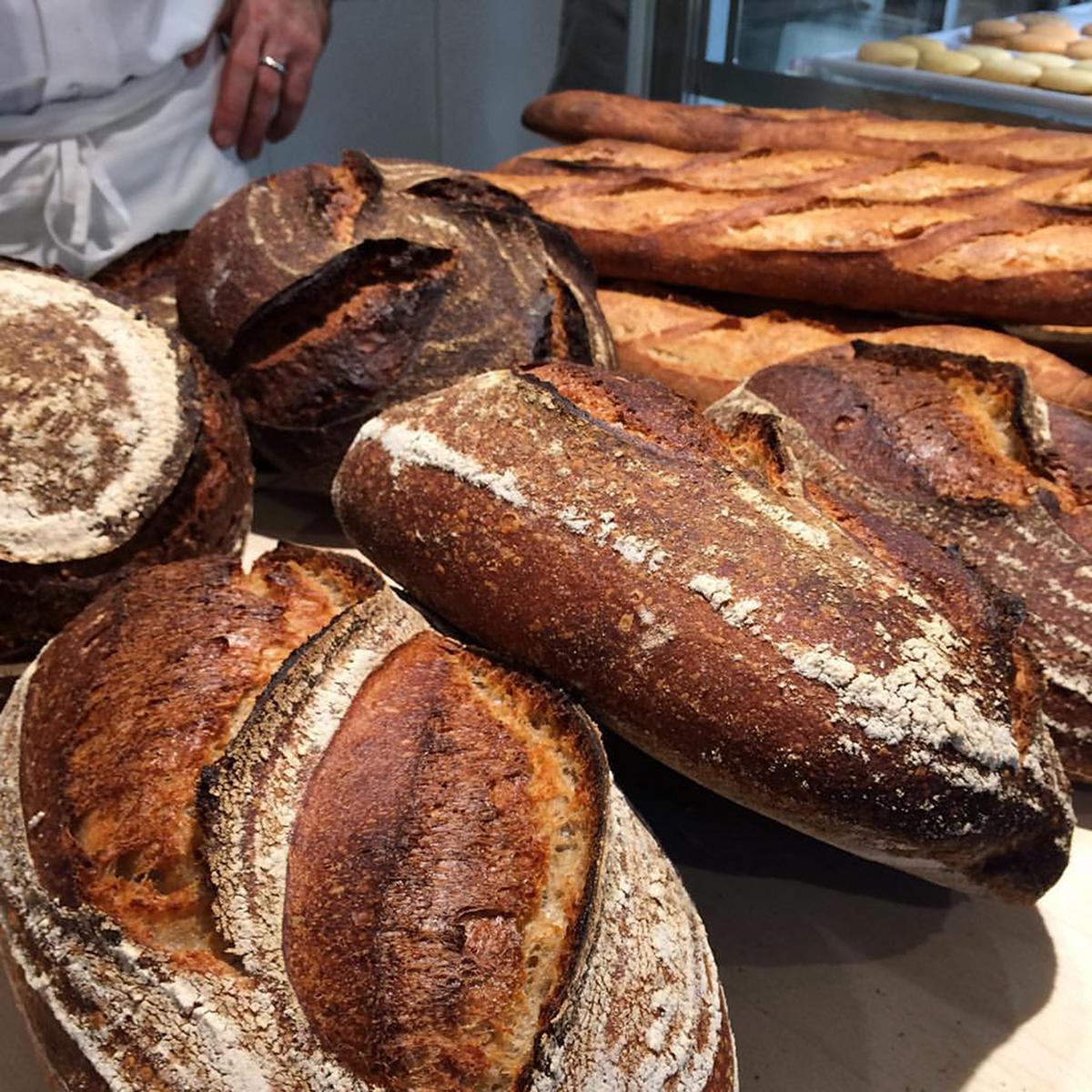 Field & Fire bakery breads