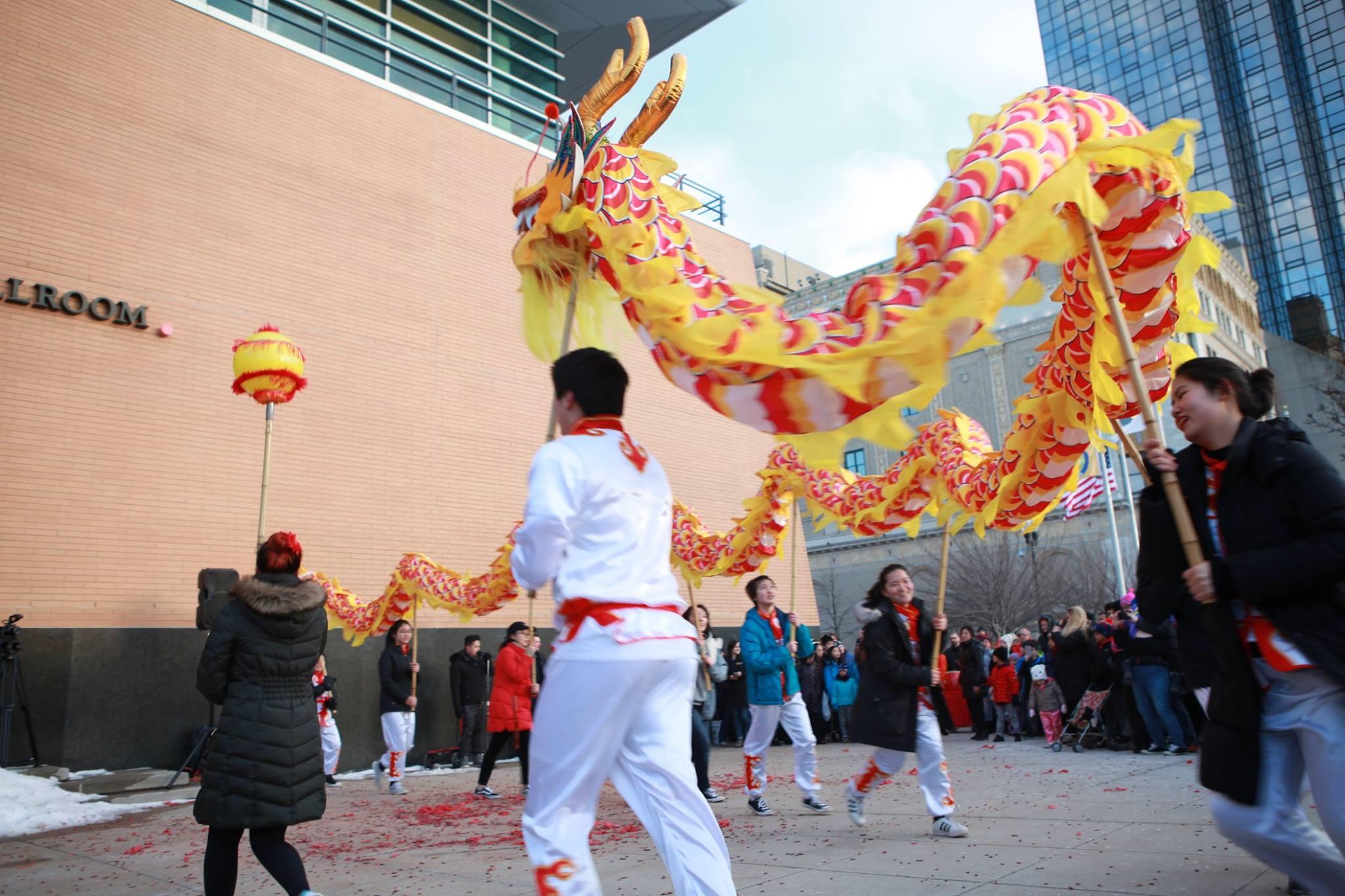 Grand Rapids Lunar New Year Festival