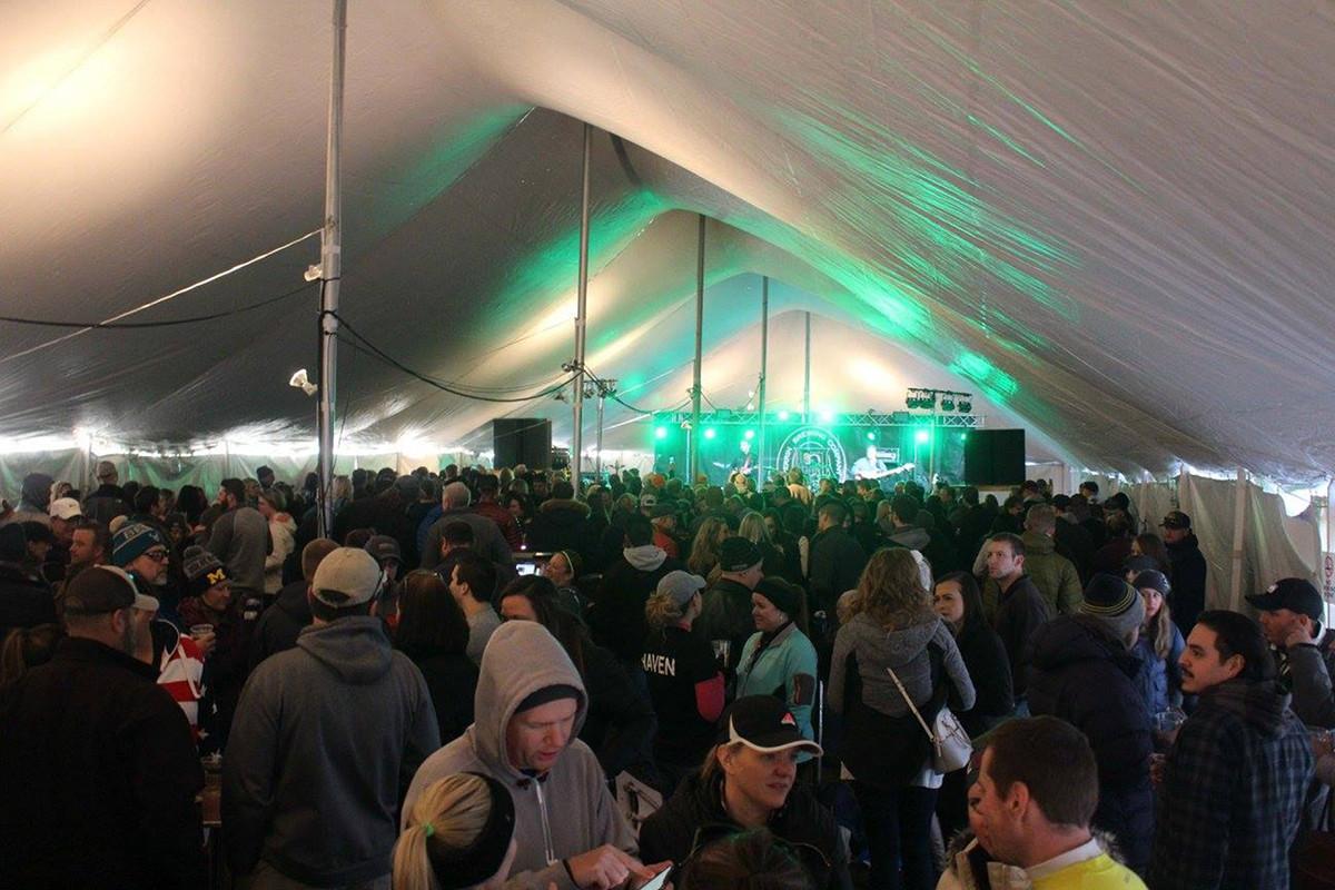 Perrin Brewing Co. Ice Jam Winter Festival
