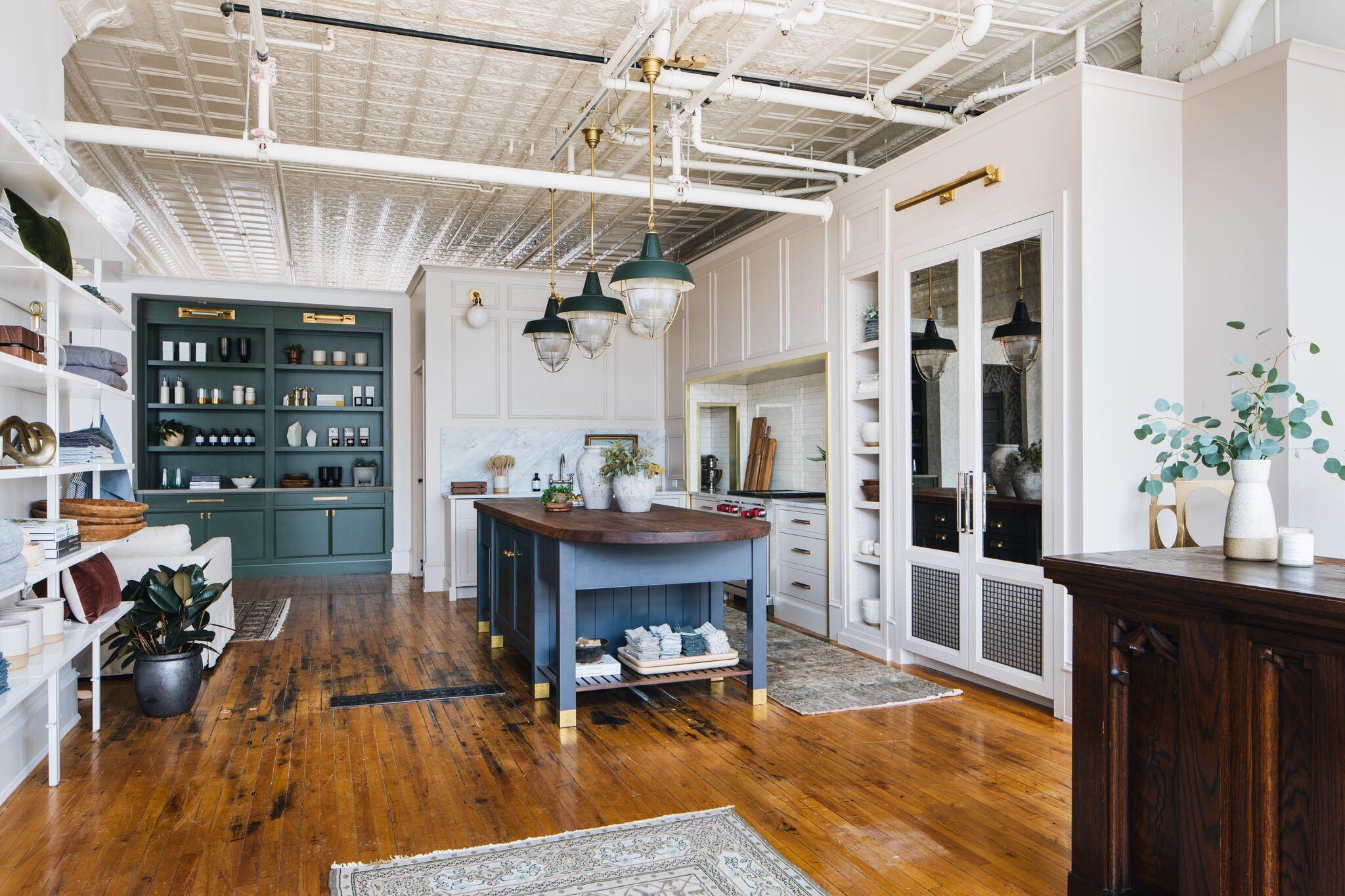 Stoffer Home interior design showroom