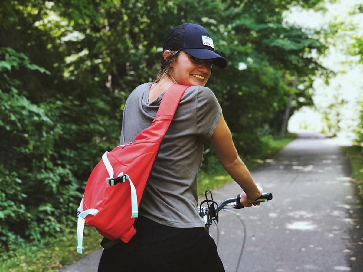 Boyne Country Sports cycling bag