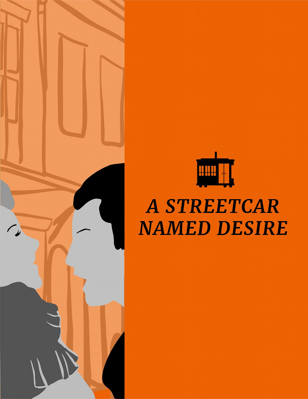 Grand Rapids Civic Theatre A Street Car Named Desire poster