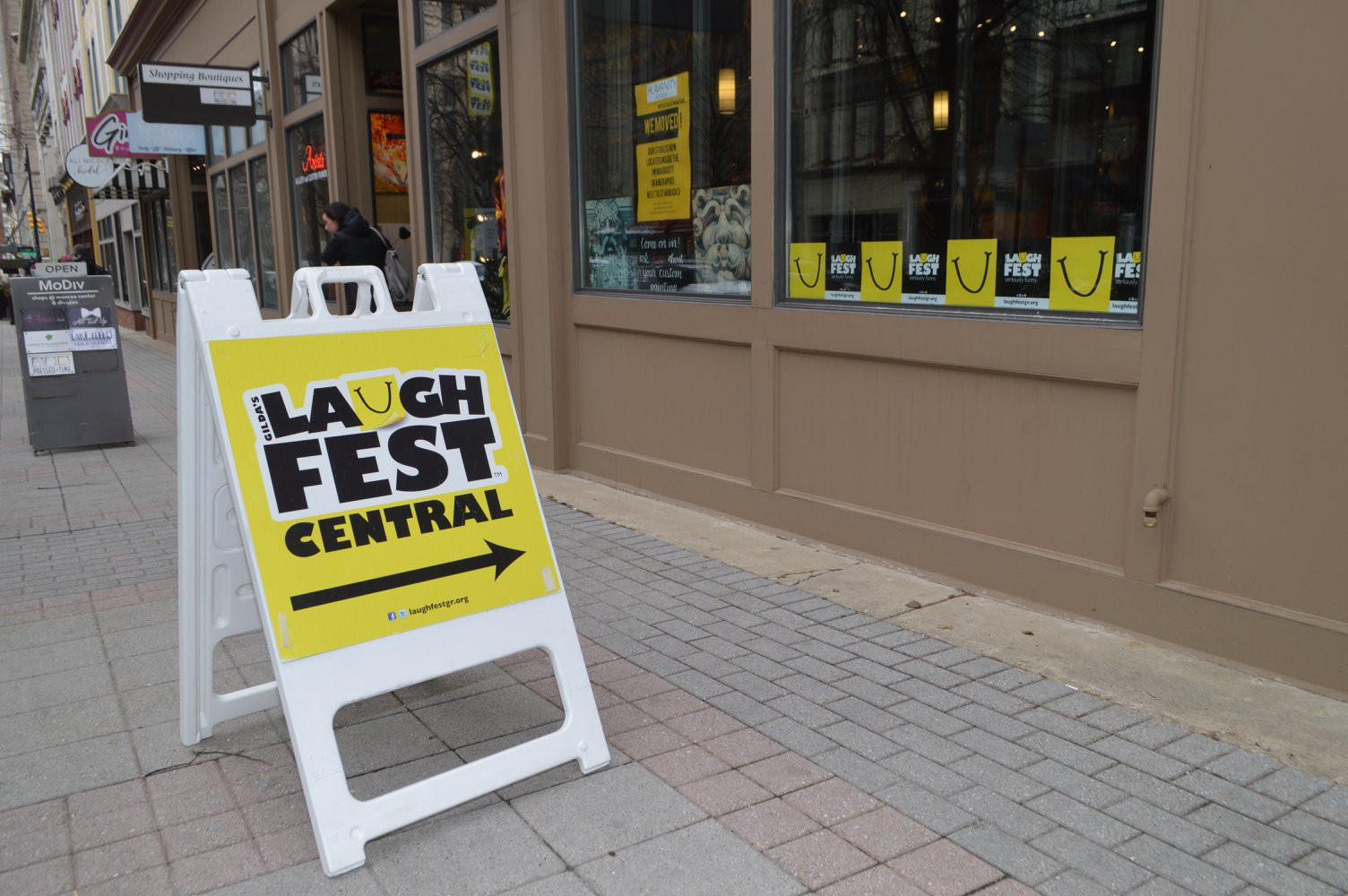 LaughFest Central 2018