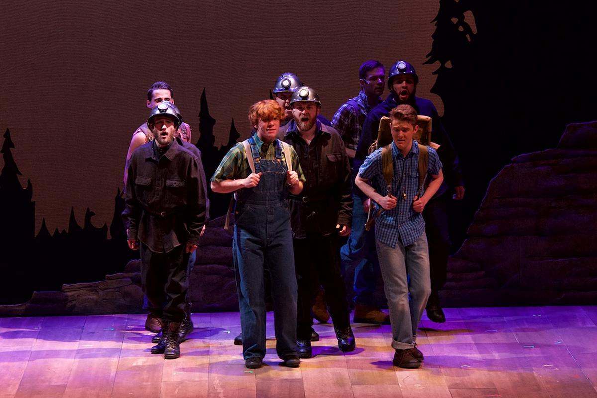 The Burnt Part Boys Actors' Theatre Grand Rapids