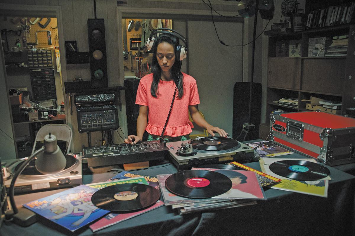 Flip The Record short film still