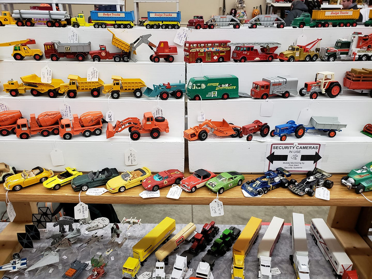 Grand Rapids Toy Show
