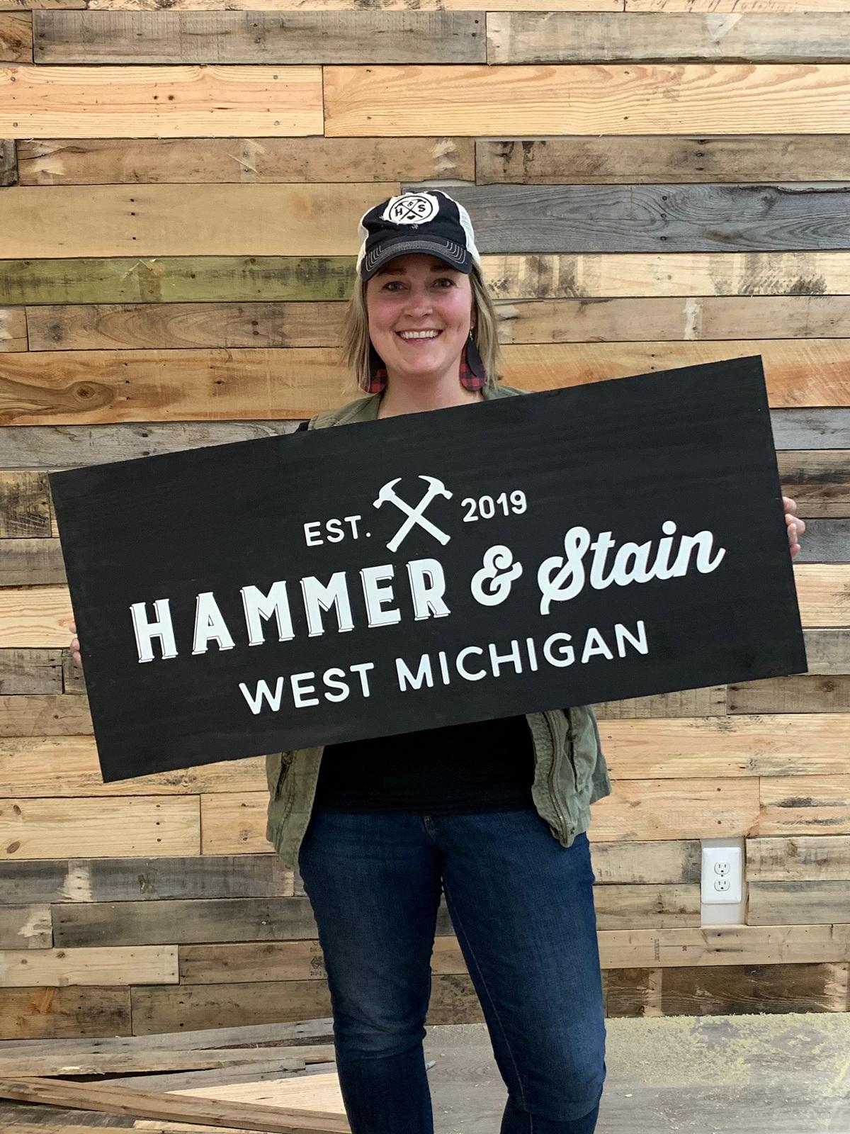 Hammer & Stain West Michigan