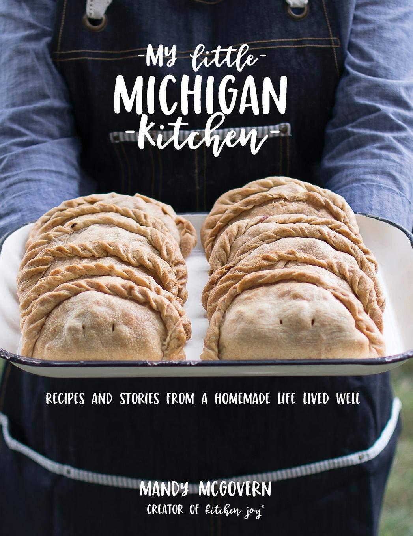 My Little Michigan Kitchen cookbook cover