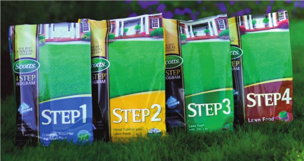 Rylee's Ace Hardware Scotts fertilizer bags