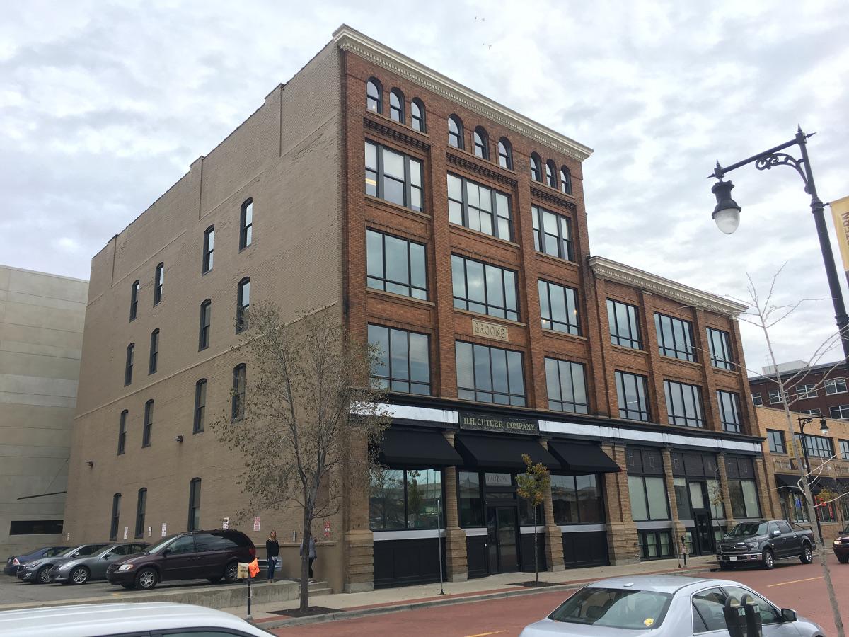 120 Ionia Ave. SW Grand Rapids pre-conversion to The Rutledge