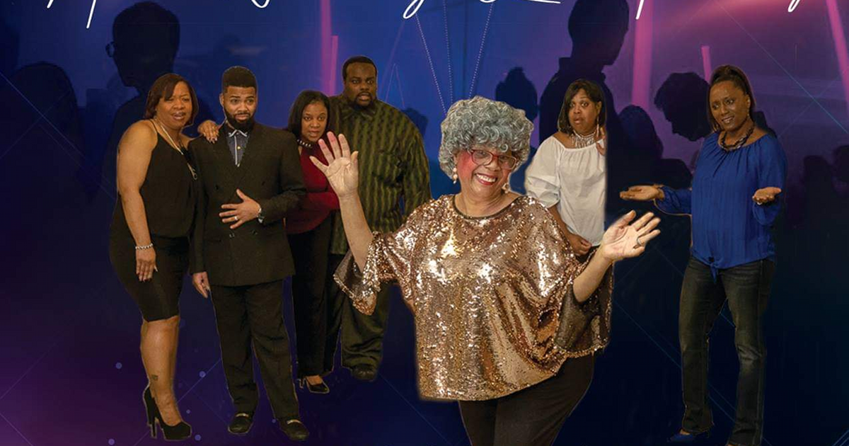 Ain't Nothing Like Family Ms Wilkins Goes to the Club play poster partial