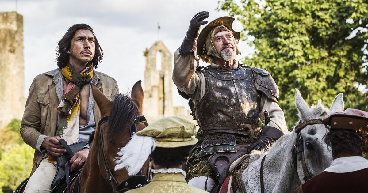 The Man Who Killed Don Quixote film still