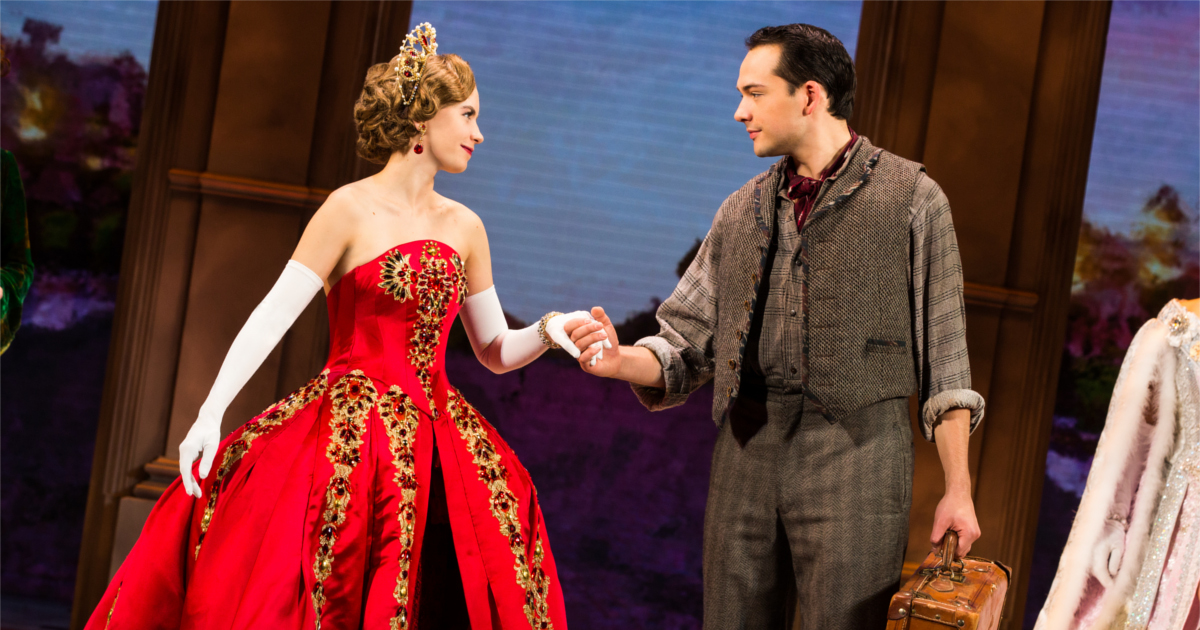 Anastasia by Broadway Grand Rapids