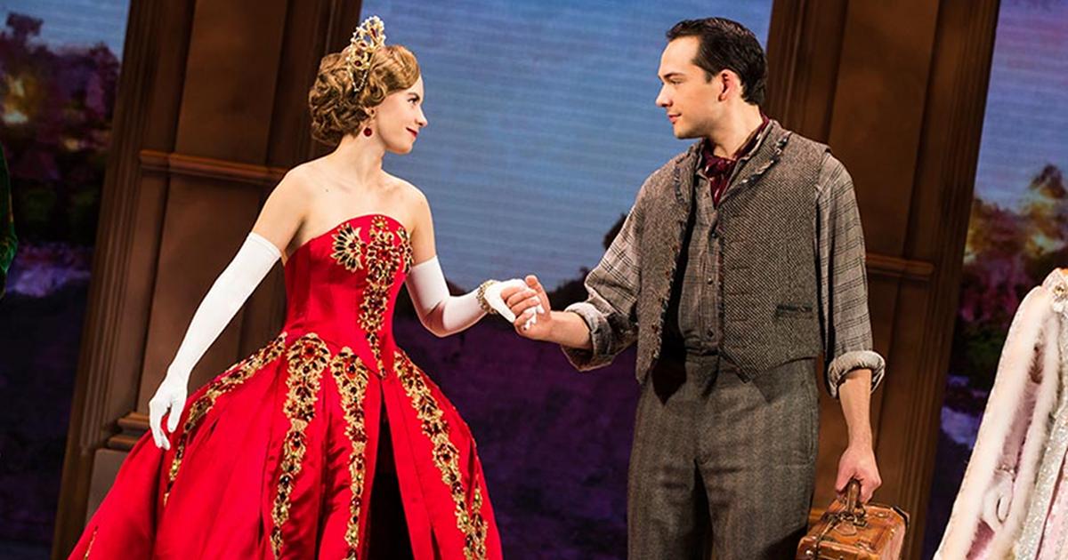 Anastasia musical Broadway Grand Rapids