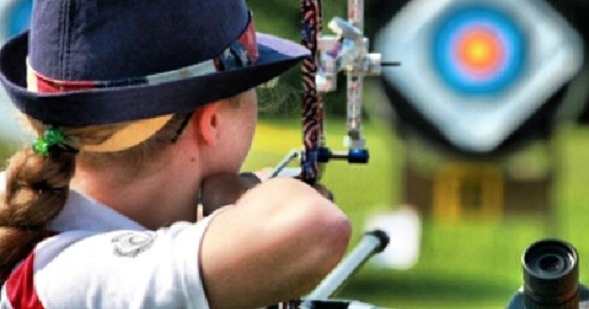 Meijer State Games of Michigan Summer Games archery