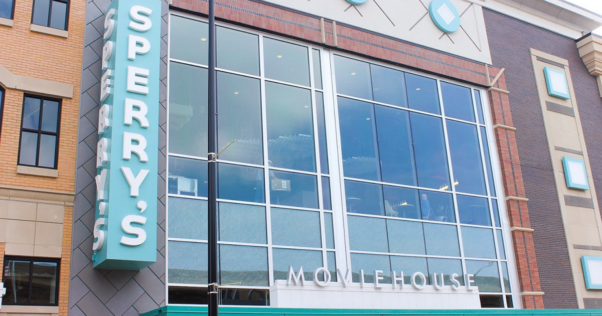 Sperry's Moviehouse Holland exterior