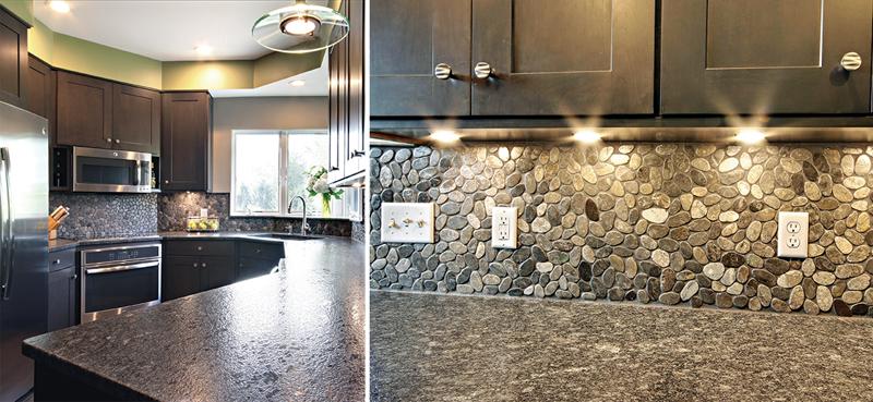 staubin kitchen collage