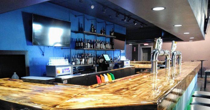 Metro Grand Rapids music venue bar