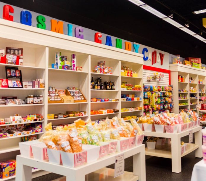 Cosmic Candy Company store