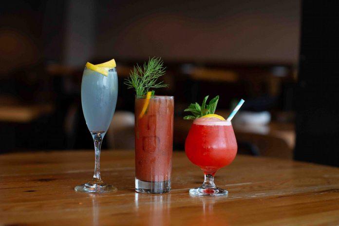 Long Road Distillers cocktails