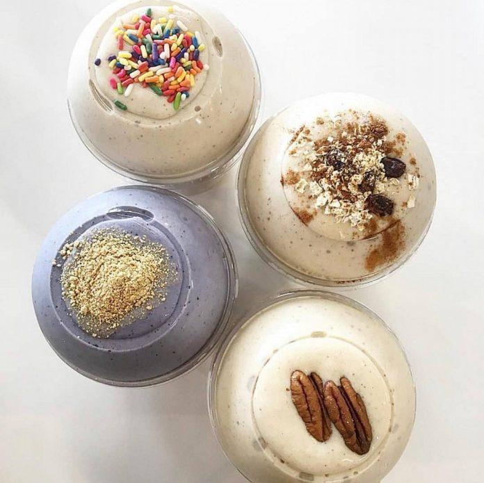 MIX East Grand Rapids shakes