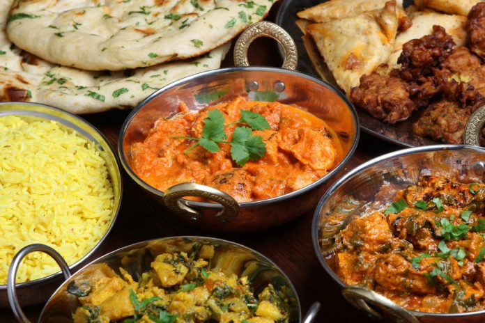Pind Indian Cuisine buffet