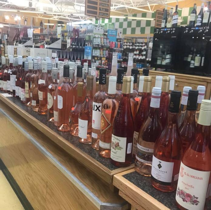 Russo's International Market wine