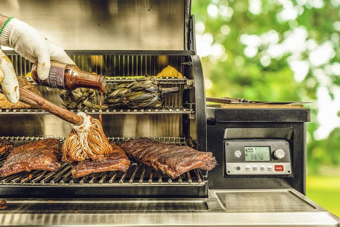 Traeger Timberline Wi-Fi Pellet Grill Rylee's Ace Hardware