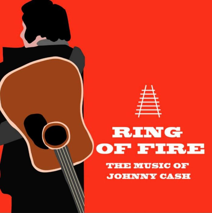 Ring of Fire musical poster Grand Rapids Civic Theatre