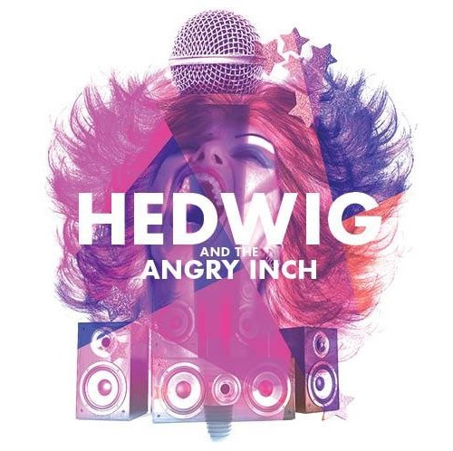 Hedwig and the Angry Inch play poster Actors' Theatre
